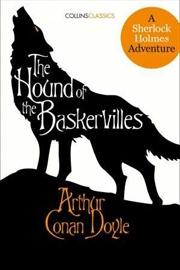 Hound Of The Baskervilles: A Sherlock Holmes Adventure   Paperback Book
