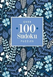Over 100 Sudoku Puzzles | Paperback Book
