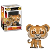 Lion King (2019) - Simba Pop! Vinyl | Pop Vinyl