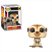 Lion King (2019) - Timon Pop! Vinyl | Pop Vinyl