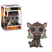 Lion King (2019) - Pumbaa Pop! Vinyl | Pop Vinyl