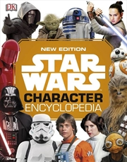 Star Wars Character Encyclopedia | Hardback Book