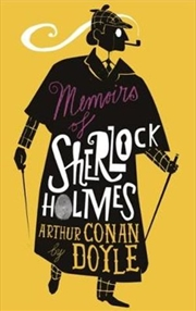 Memoirs Of Sherlock Holmes | Paperback Book