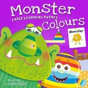 Monster Colours - Early Learning Rhymes