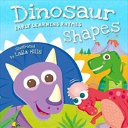 Dinosaur Shapes - Early Learning Rhymes