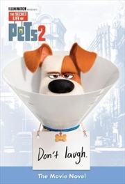 Secret Life Of Pets 2 Movie Novel | Paperback Book