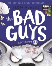 Bad Guys Episode 9: Big Bad Wolf | Paperback Book