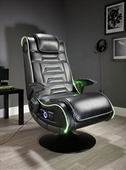 X-Evo Pro 4.1 Pedestal X Rocker Chair (Lighting Optical USB)