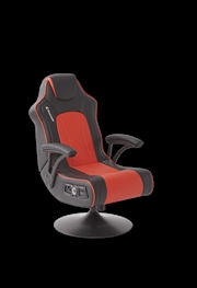 Torque 2.1 Pedestal X Rocker Chair (RED)