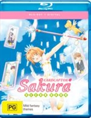 Cardcaptor Sakura Clear Card - Part 1 | Blu-ray + Digital Copy
