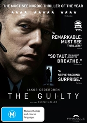 Guilty, The | DVD