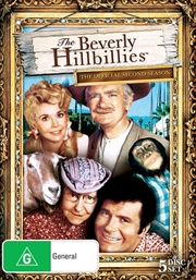 Beverly Hillbillies - Season 2, The | DVD