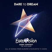 Eurovision Song Contest Tel Aviv 2019 - Dare To Dream | CD