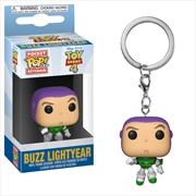 Toy Story 4 - Buzz Pocket Pop! Keychain | Pop Vinyl