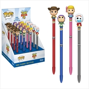 Toy Story 4 - Pop! Pen Toppers Assortment
