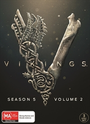 Vikings - Season 5 - Part 2  (SANITY EXCLUSIVE) | Blu-ray