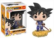 Dragon Ball - Goku & Nimbus Pop! Vinyl