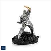 Marvel Thanos the Conqueror Limited Edition Pewter Figurine | Merchandise