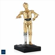 Star Wars Gilt C-3po Limited Edition Figurine | Merchandise
