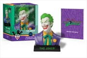 Joker Talking Bust and Illustrated Book | Merchandise