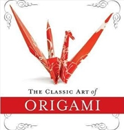 Classic Art Of Origami Kit