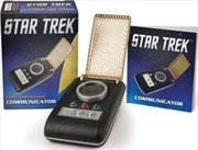 Star Trek: Light-and-Sound Communicator | Merchandise