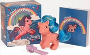 My Little Pony: Firefly and Illustrated Book | Merchandise