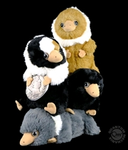Fantastic Beasts 2: Crimes of Grindelwald - Baby Niffler Plush Set | Toy