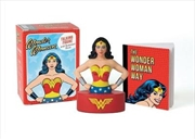 Wonder Woman - Talking Figure And Book