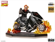 Ghost Rider - 1:10 Scale Statue Exclusive