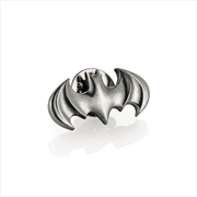 Batman Insignia Lapel Pin