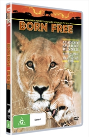 Born Free | DVD