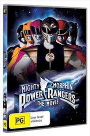 Mighty Morphin Power Rangers - The Movie | DVD
