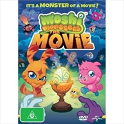 Moshi Monsters - The Movie | DVD