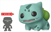 "Pokemon - Bulbasaur US Exclusive 10"" Pop! Vinyl [RS]"