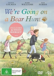 We're Going On A Bear Hunt | DVD