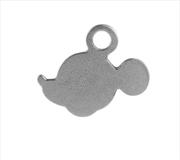 Mickey 90th Silhouette Pendant | Merchandise