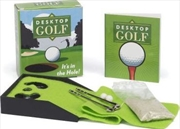 Desktop Golf Mini Kit