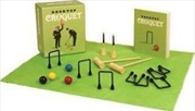Desktop Croquet Mini Kit