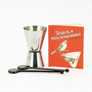 Tequila Mockingbird Kit : Cocktails with a Literary Twist | Merchandise