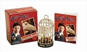 Harry Potter Hedwig Owl Kit and Sticker Book | Merchandise