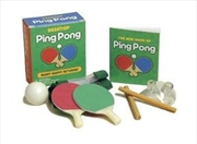 Desktop Ping Pong Miniature Editions