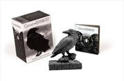 Game of Thrones Book Gift Set - Three Eyed Raven