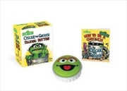 Sesame Street: Oscar the Grouch Talking Button | Merchandise