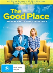 Good Place - Season 1-3 | Collection, The