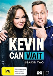 Kevin Can Wait - Season 2 | DVD