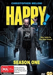 Happy - Season 1 | DVD