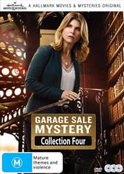 Garage Sale Mystery - Collection 4