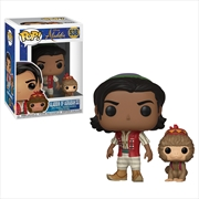 Aladdin (2019) - Aladdin of Agrabahe with Abu Pop! Vinyl | Pop Vinyl