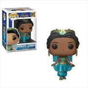 Aladdin (2019) - Jasmine Pop! Vinyl | Pop Vinyl